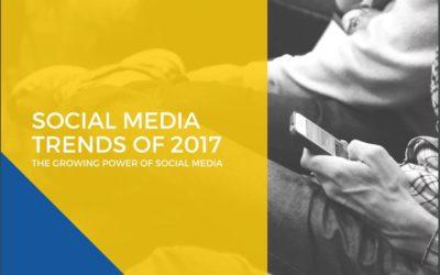 Social Media Trends Of 2017